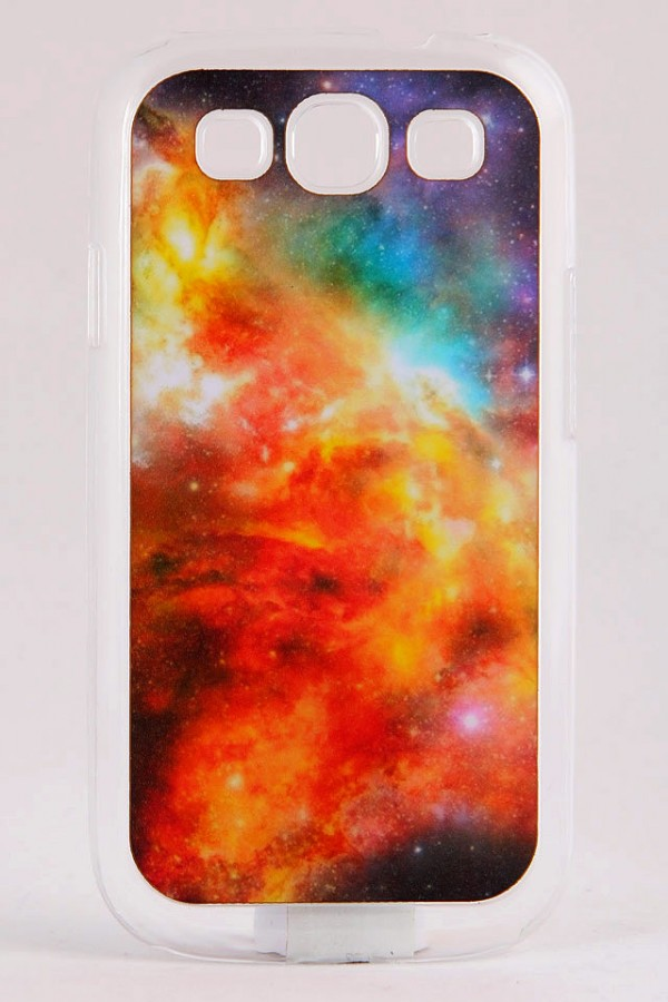 Skal Till Samsung Galaxy - Color In Space