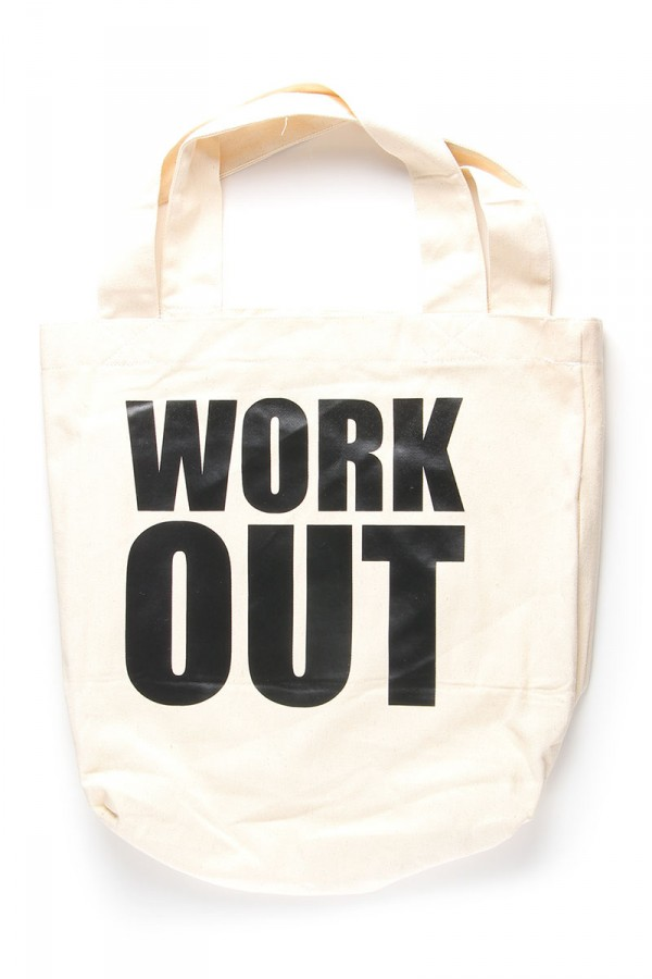 Stor Bag - Work Out