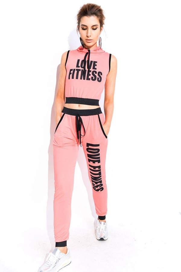 Rosa Set - Love Fitness