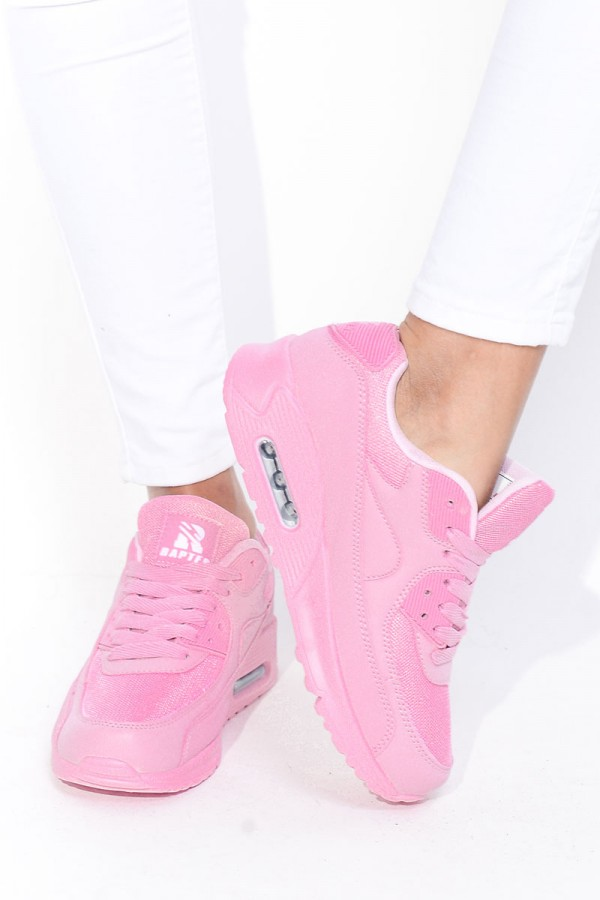 Sneakers - Baby Pink