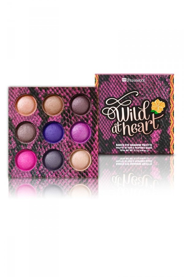 Wild at Heart - Baked Eyeshadow Palette