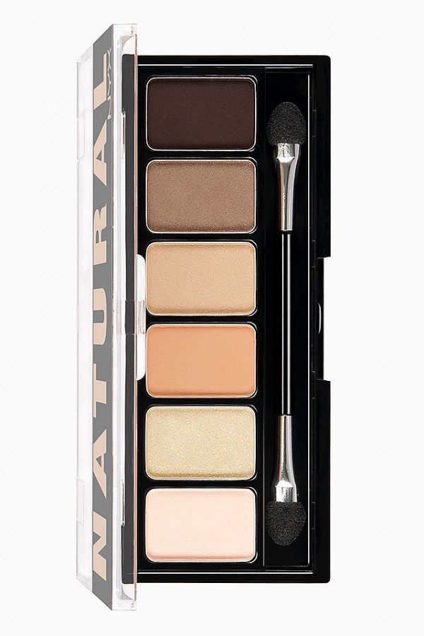 The Natural Naturel Shadow Palette