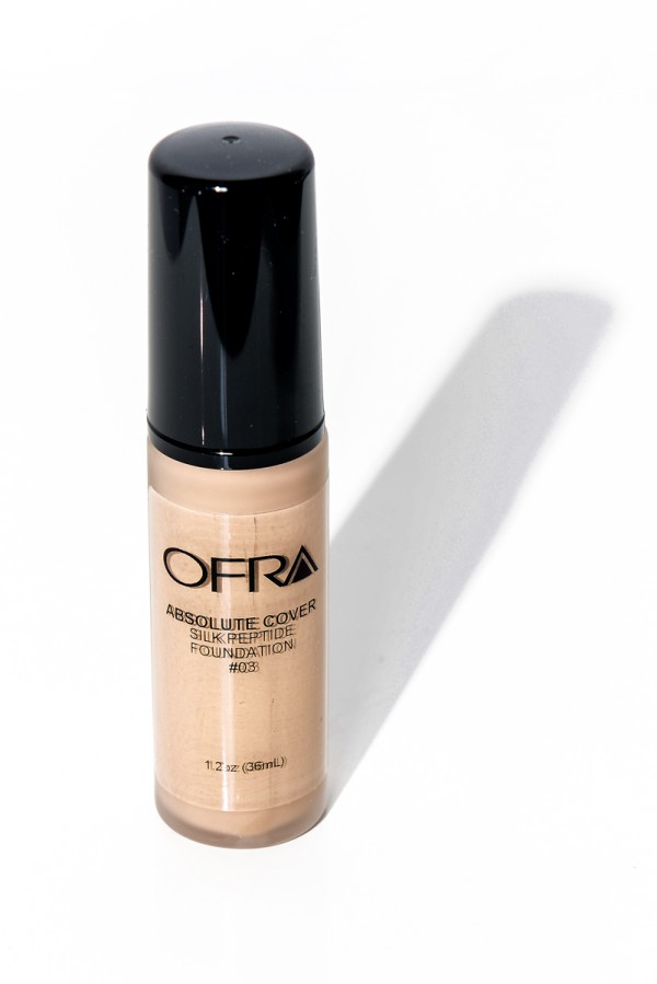 Absolute Cover Silk Foundation - 03