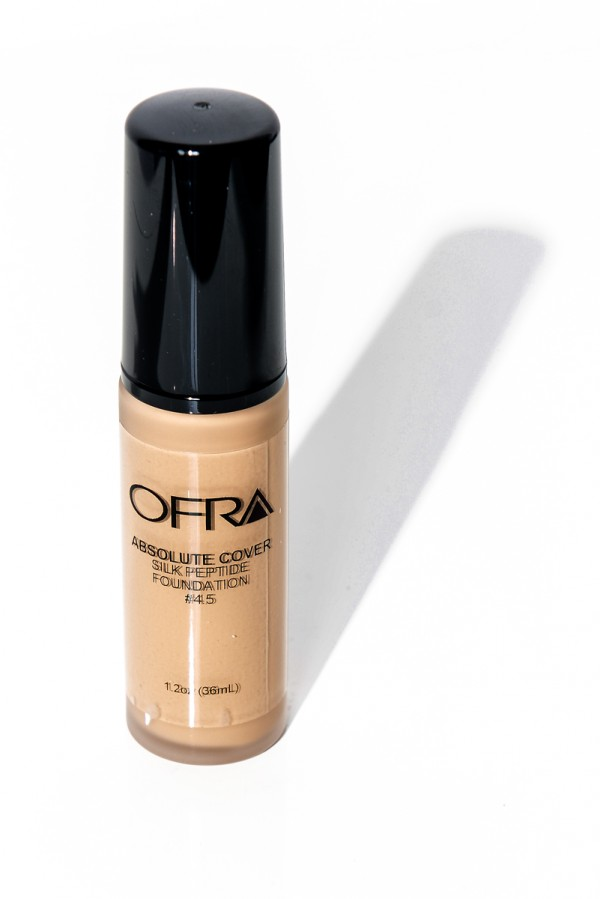 Absolute Cover Silk Foundation - 4.5