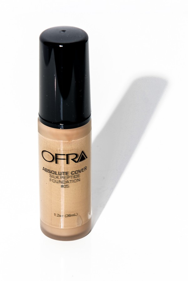 Absolute Cover Silk Foundation - 05