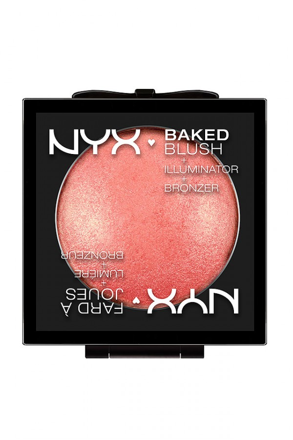 Baked Blush - Rouge Från NYX - Foreplay