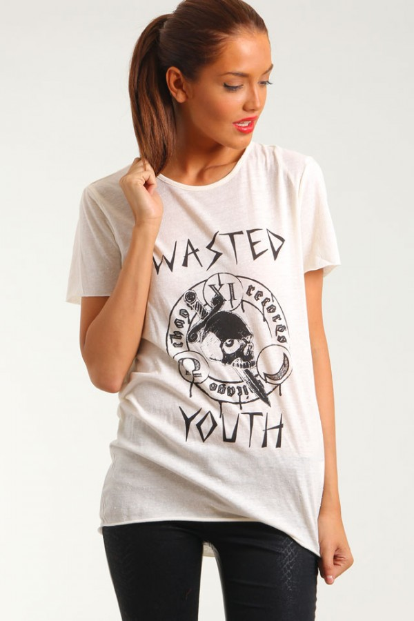 Evil Twin - Wasted Tee