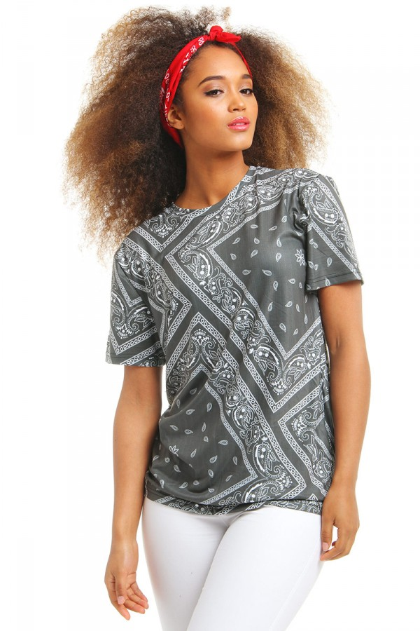 Cool T-Shirt - Everything Paisley