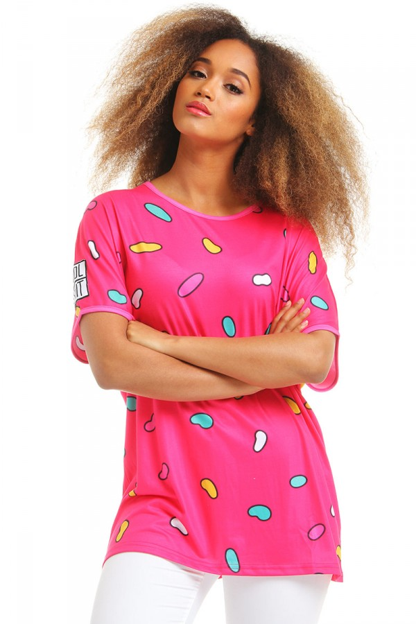 Cool T-Shirt - Jelly Beans