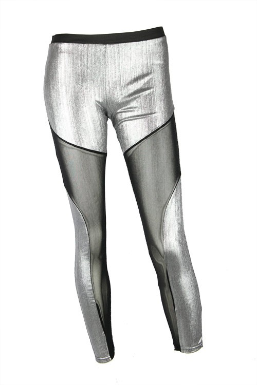 Silverleggings