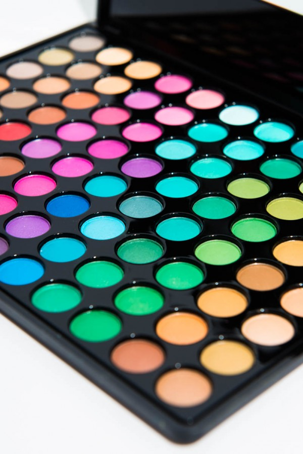 88 Color Matte Eyeshadow Palette