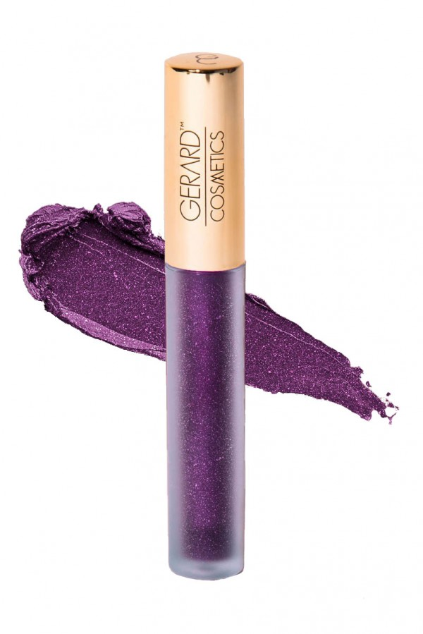 Metal Matte Liquid Lipstick - Grape Crush