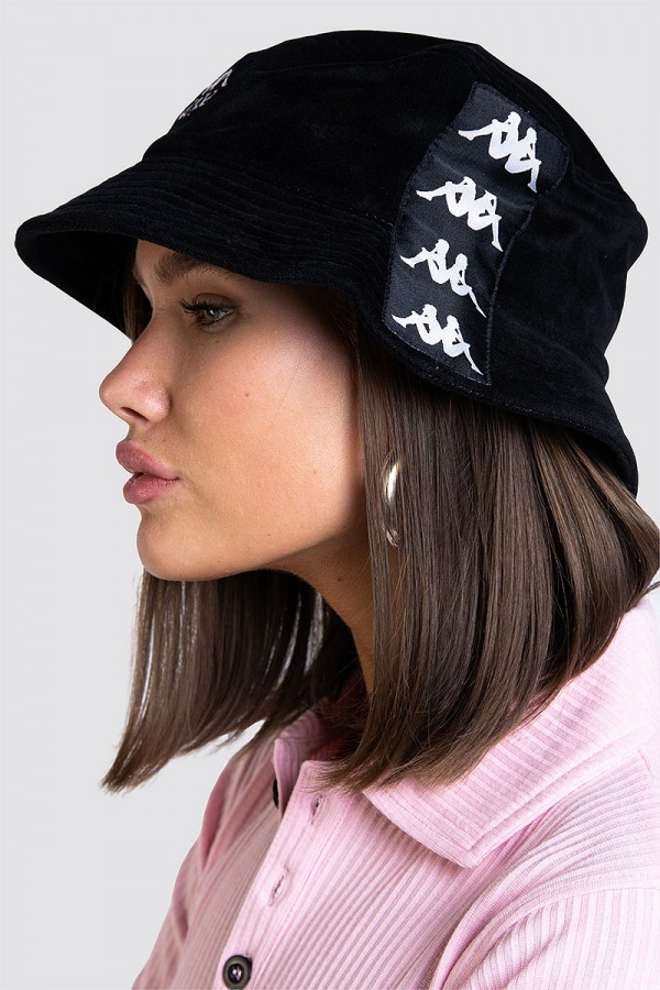 Bucket Hat - Authentic Ayumen Black