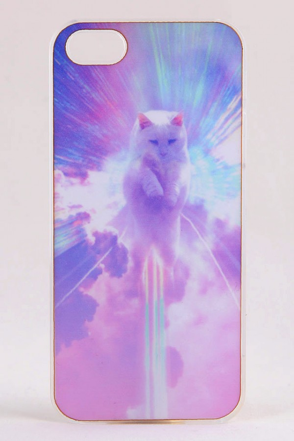Mobilskal till iPhone 4/4s/5 - Holy Kittey