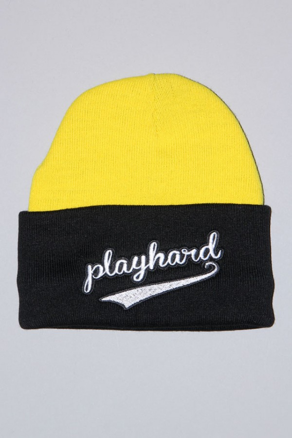 The Ragged Priest - Playhard Beanie