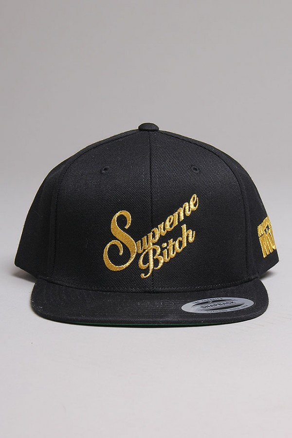 SUPREME BITCH Snapback