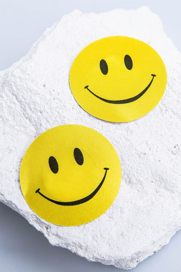 Nipple Cover - Smiley