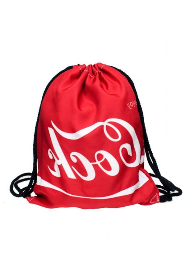 Drawstring Bag - Enjoy