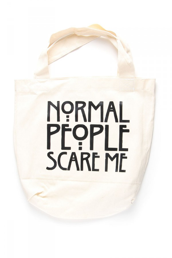 Stor Bag - Normal People Scare Me