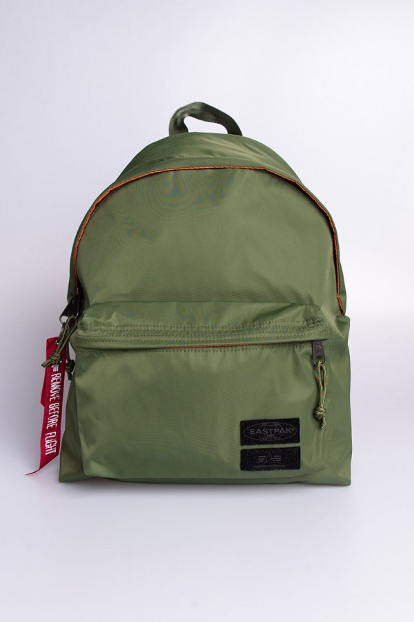 Ryggsäck - Padded Pak'r Alpha Dark Green