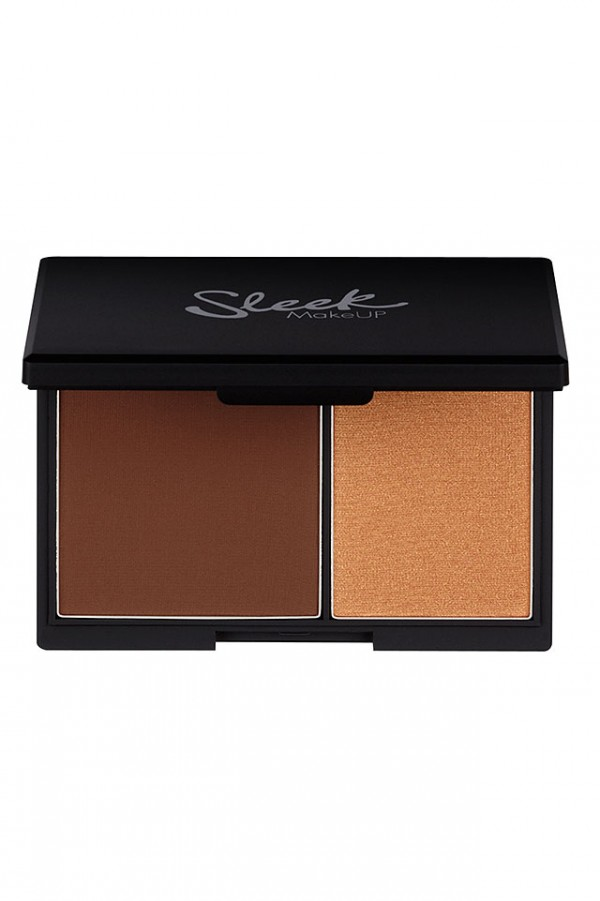Smink - Makeup Face Contour Kit Dark