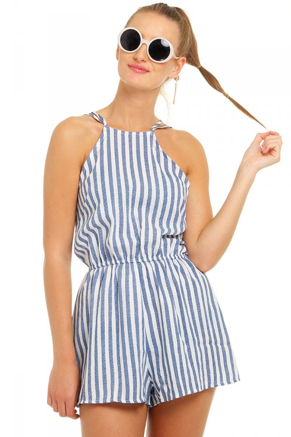 Randig Jumpsuit - Stripes