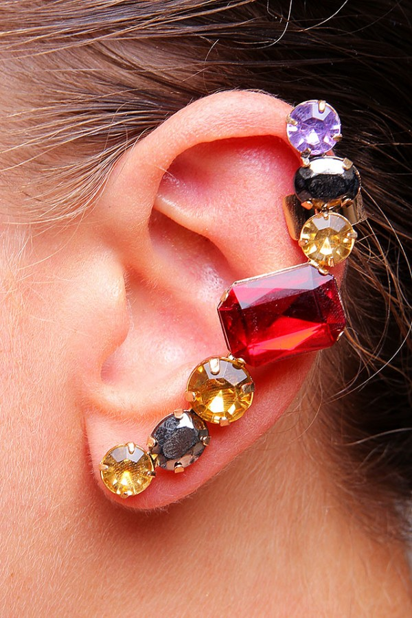Ear Cuff - Glitter Dreams