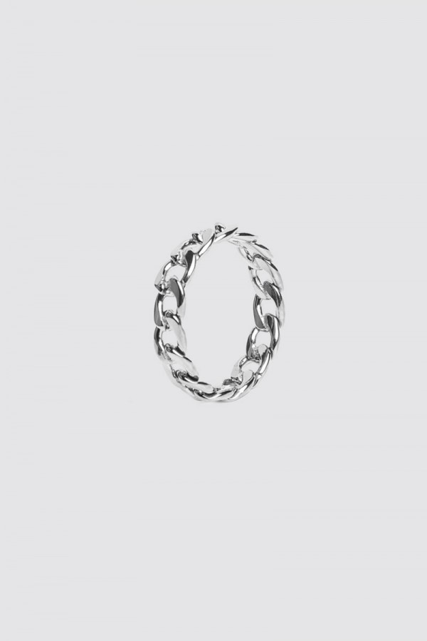 Kedjering - Chain Silver