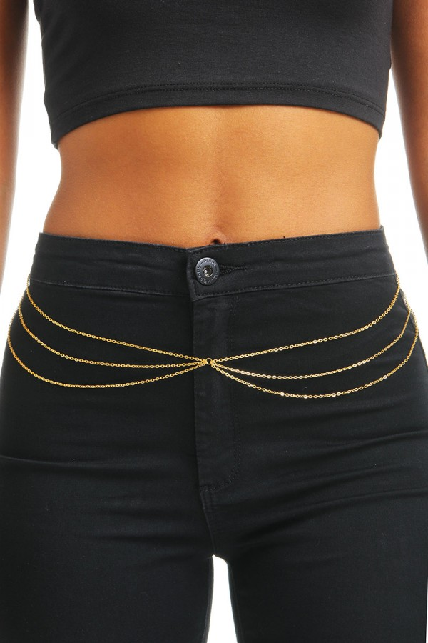 Guldig Body Chain - Zia