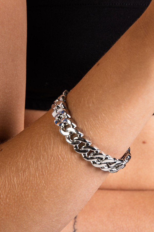 Armband - Thick Golden Chain