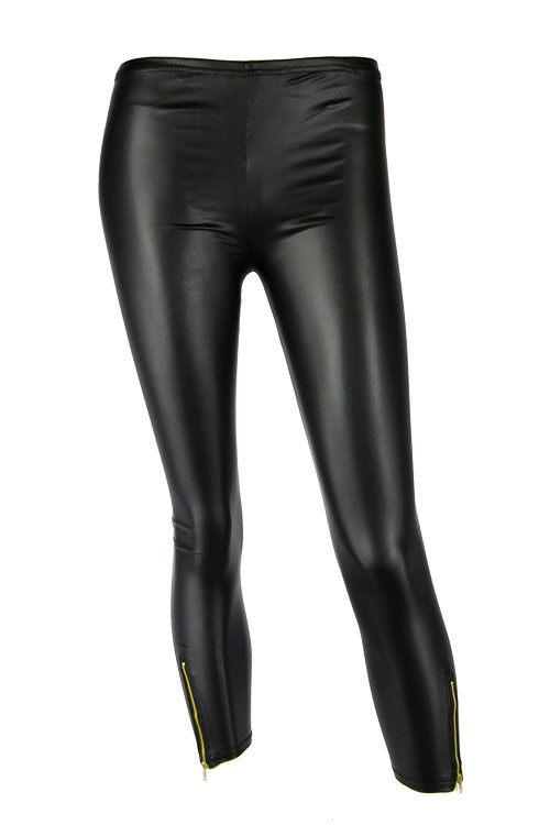 Matta Tights - Zipper