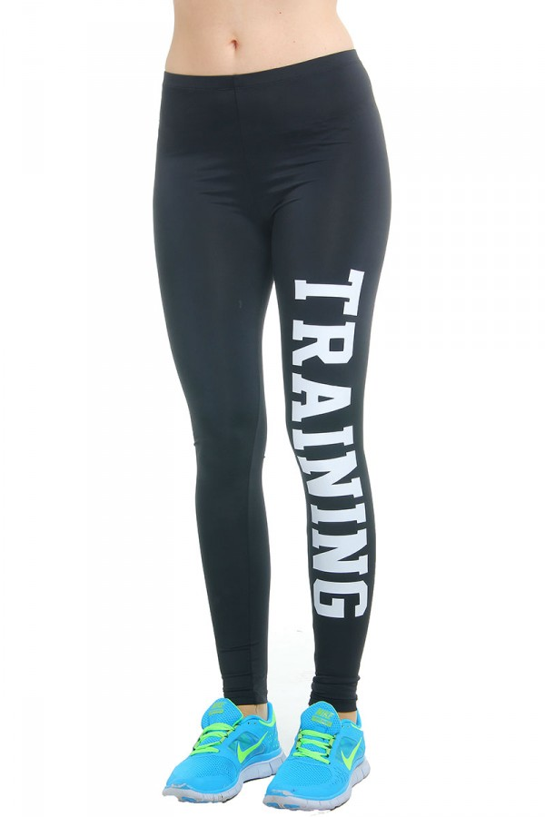 Svarta Tights - Training