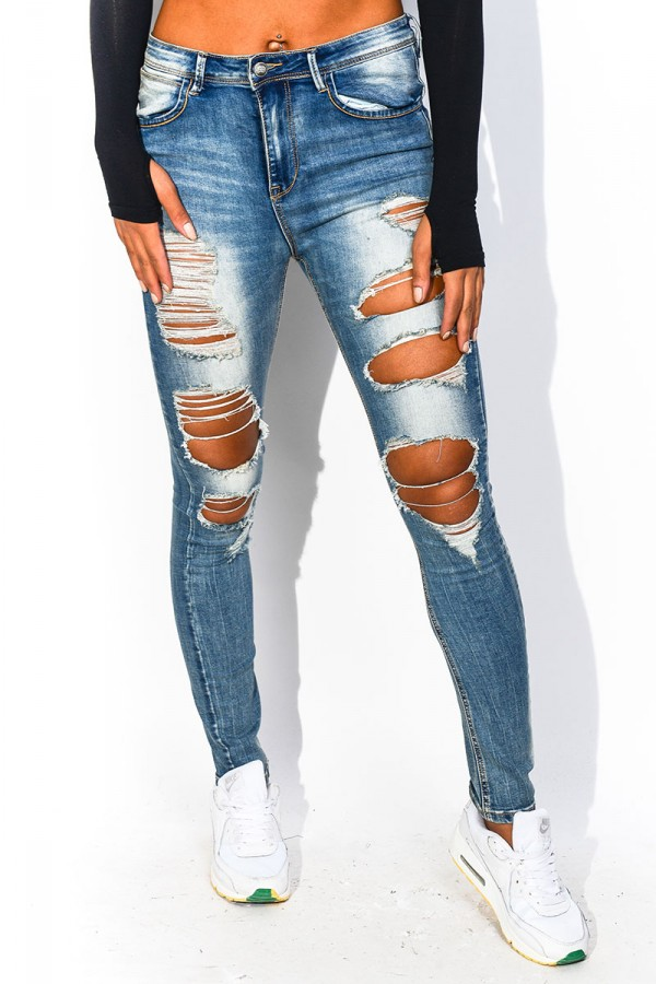 Ripped Jeans - Ritz