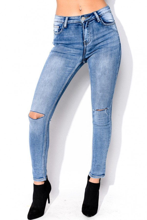 Jeans - Stone Wash