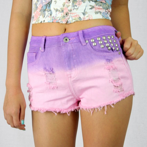 Pastell Shorts - MAD CANDY - REA