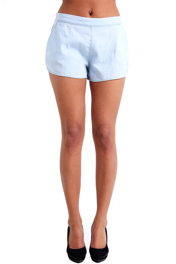 Ljusblåa Shorts - Airy Blue