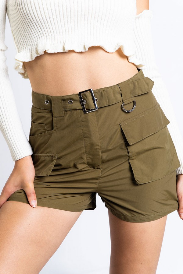 Shorts - All The Right Greens