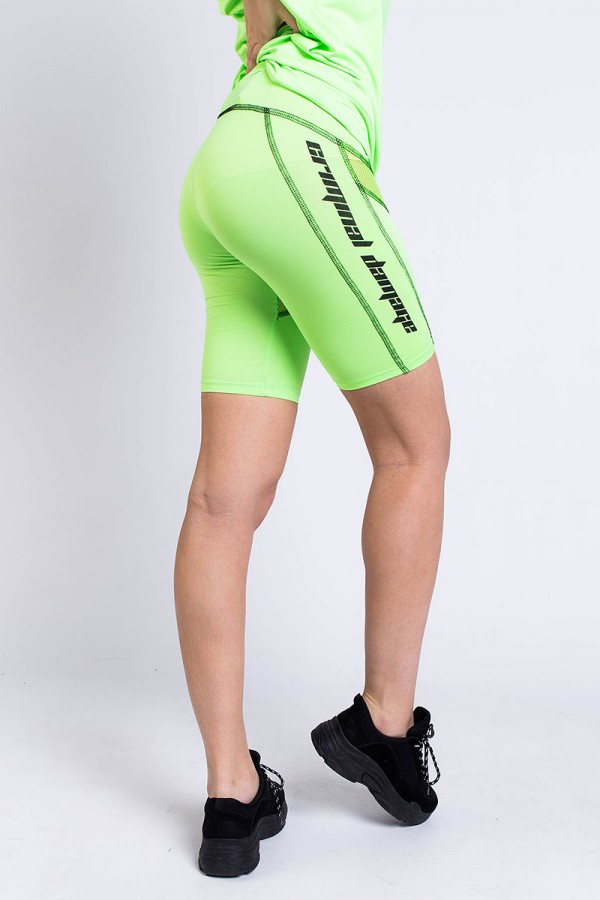 Shorts - Lime Fluro
