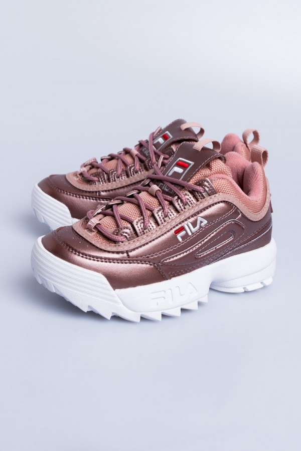 Disruptor MM Low Wmn - Ash Rosegold