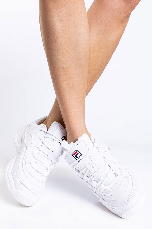 Sneakers - Ray Low White