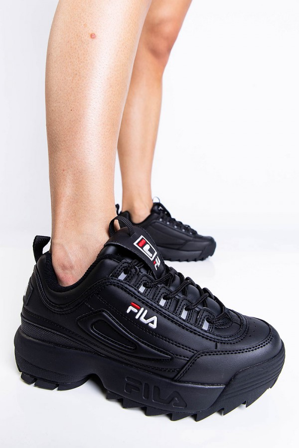 Sneakers - Disruptor Low Wmn Black