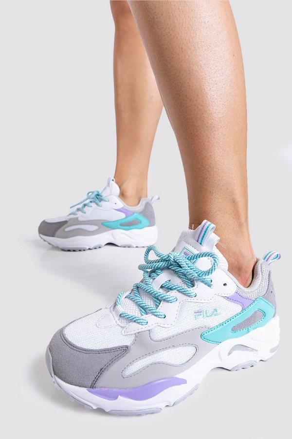 Sneakers - Ray Tracer Wmn Violet Tulip