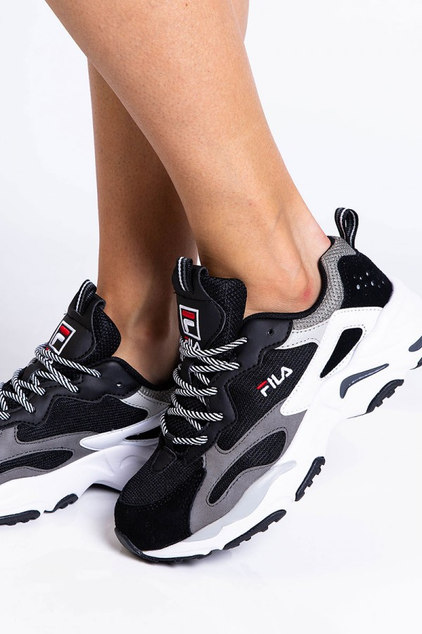 Sneakers - Ray Tracer Wmn Black