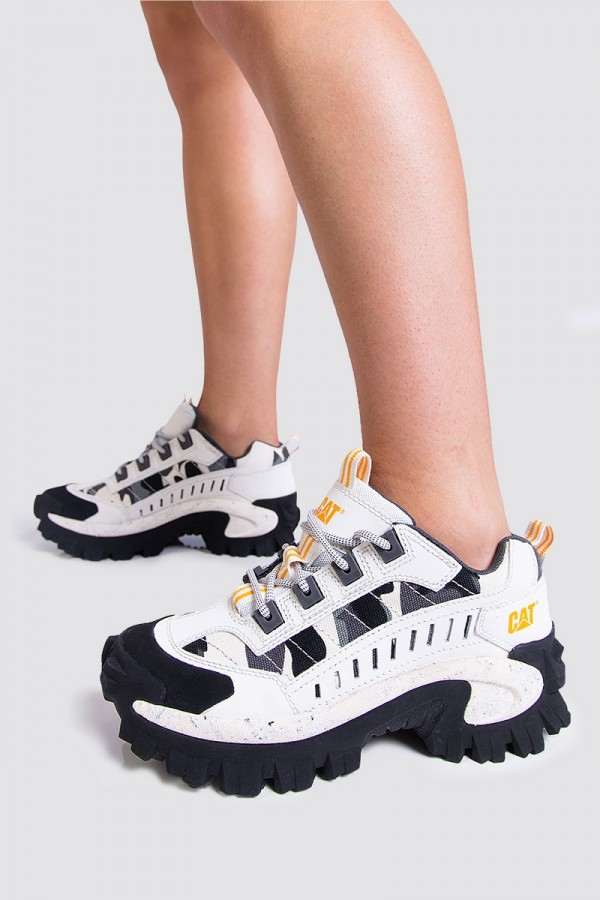 Sneakers - Intruder Lily White