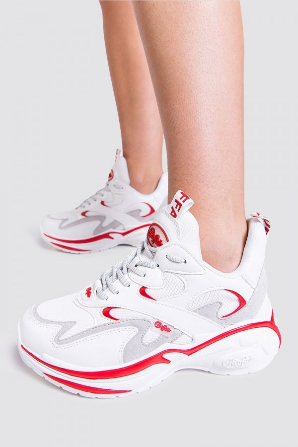 Sneakers - Cai Imi White/Red