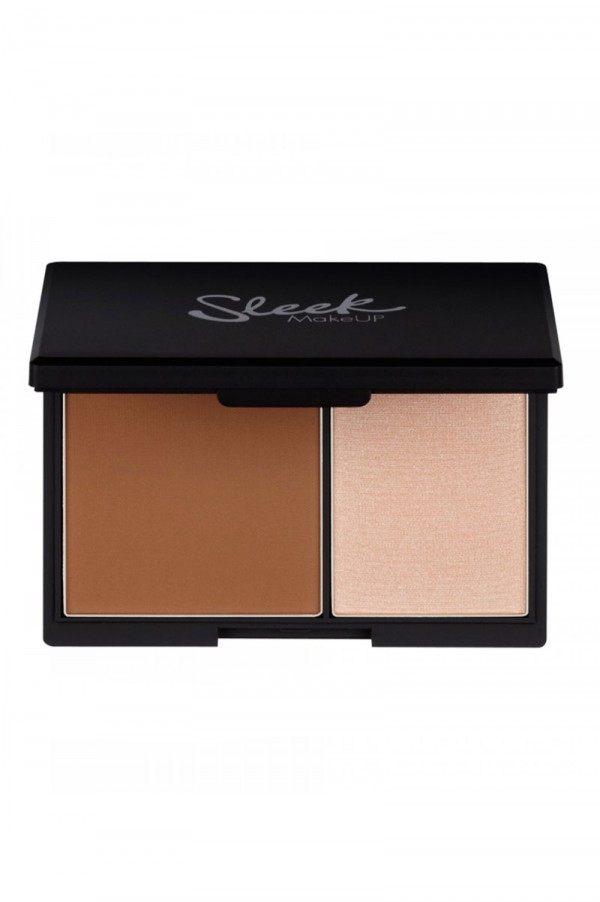 Smink - Makeup Face Contour Kit Light