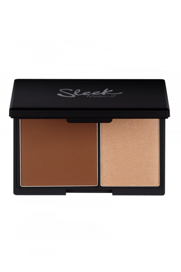 Smink - Makeup Face Contour Kit Medium