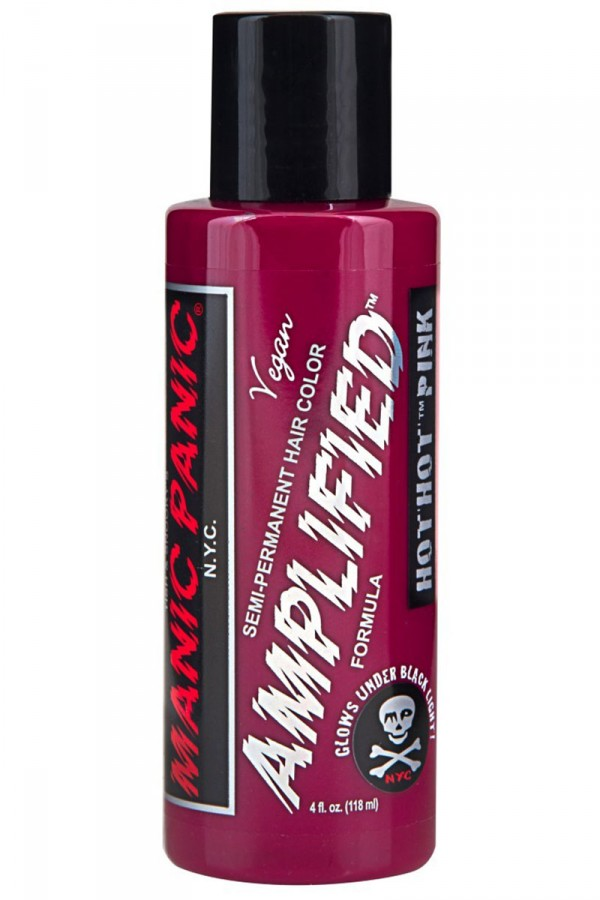 Manic Panic - Amplified Hot Hot Pink