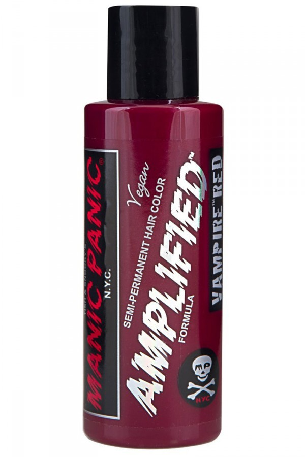 Manic Panic - Amplified Vampire Red