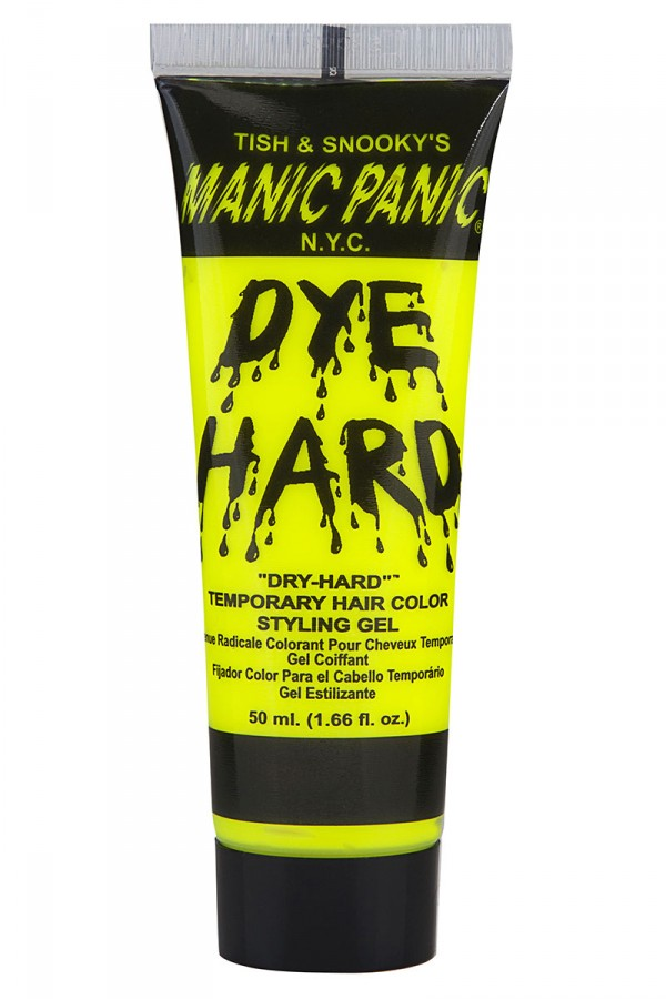 Manic Panic - Dye Hard Electric Banana